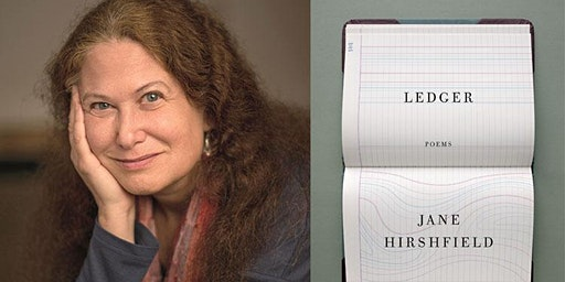 FREE EVENT: JANE HIRSHFIELD