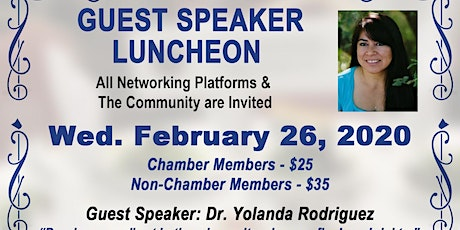 Women in Business Guest Speaker Luncheon tickets