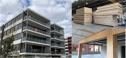 Advancements in Timber-Framed Construction