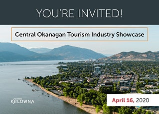 Central Okanagan Tourism Industry Showcase  tickets