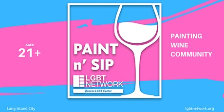 Paint n' Sip: Trans Day of Visibility tickets