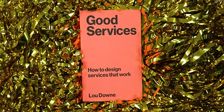 Good Services Book Launch tickets