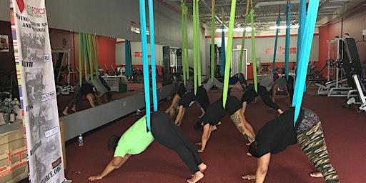 SheForce Aerial Yoga