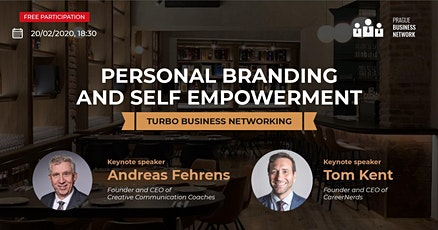 Personal Branding and Self Empowerment | Business Networking tickets