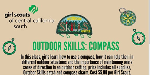 Outdoor Skills: Compass - Ridgecrest