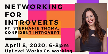 Networking for Introverts tickets