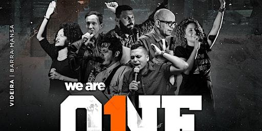 Conferência We Are One