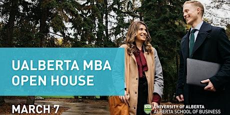 UAlberta MBA: Open House 2020 tickets