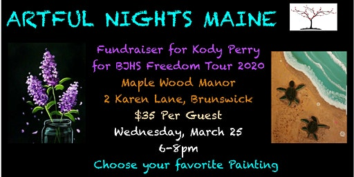 Fundraiser- Help Kody Perry attend BJHS Freedom Tour 2020