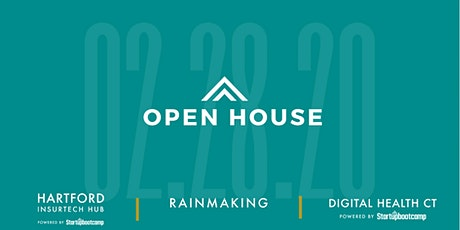 Open House hosted by Hartford InsurTech Hub tickets