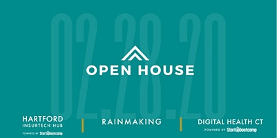 Open House hosted by Hartford InsurTech Hub