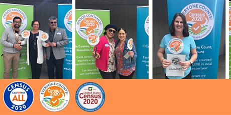 March County of Santa Cruz  CCC #2020Census Meeting tickets