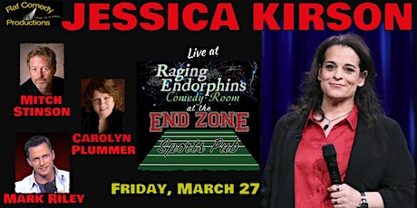 Jessica Kirson & Friends Stand-Up Comedy Show tickets