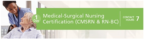 Medical-Surgical Nursing Certification Review Course tickets