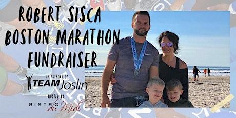 Robert Sisca Runs for Joslin Diabetes tickets