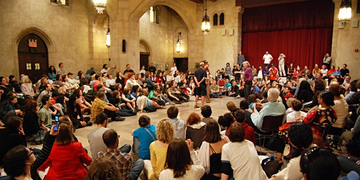 Theatre for Change: A Theatre of the Oppressed Workshop and Potluck