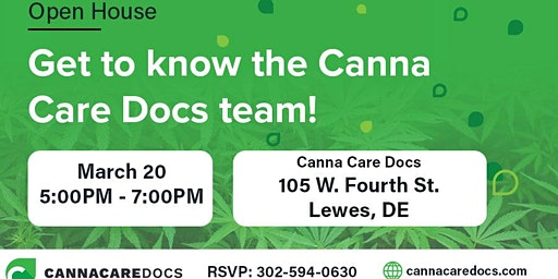 LEARN HOW TO GET YOUR DELAWARE MEDICAL MARIJUANA CARD - LEWES