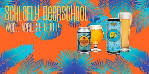 Schlafly BeerSchool