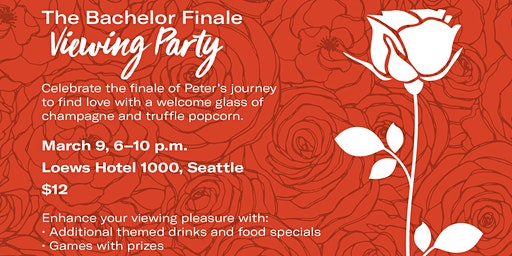 The Bachelor Finale Viewing Party