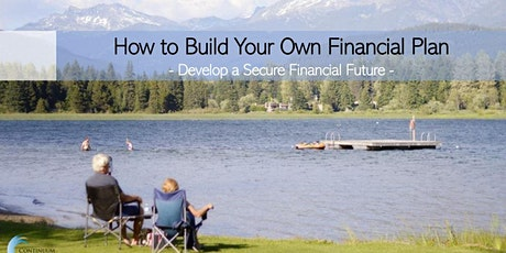 How To Build Your Own Financial Plan tickets