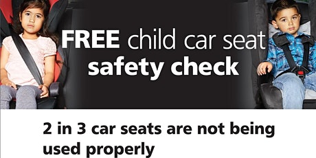 Child carseat checks MtD March2020 tickets