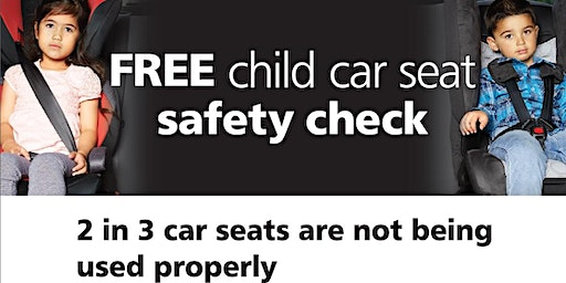 Child carseat checks MtD March2020