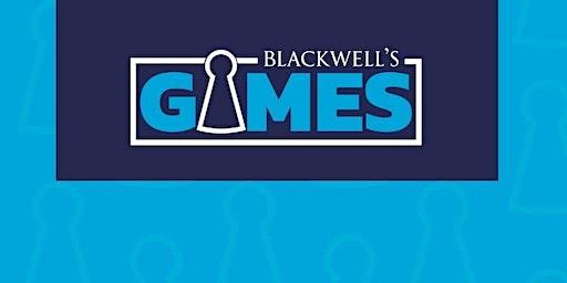 Weekly Games Wednesday