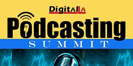 Digital LA - Podcasting Summit tickets