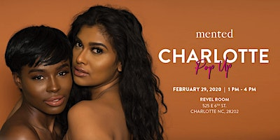 Mented x Charlotte Pop Up