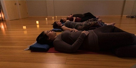 Restorative Yoga Teacher Training: Virtual Hybrid tickets