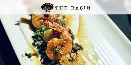 The Basin Grand Re-Opening Event! tickets