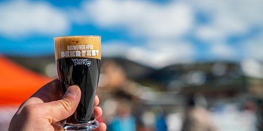 TheBigWonderful BEER FEST at Winter Park Resort