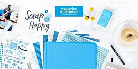 Monthly Scrapbooking Workshop- April tickets