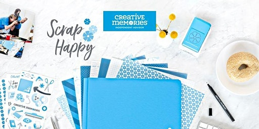 Monthly Scrapbooking Workshop- April