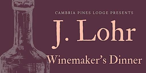 J. Lohr Winemaker Dinner