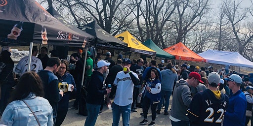Who's on Third-Opening Day Tailgate Extravaganza!