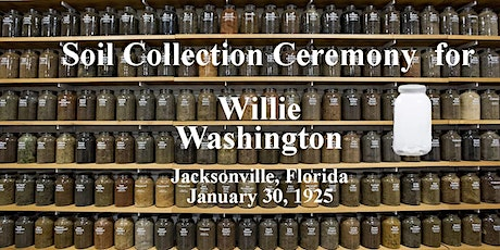 Soil Collection Ceremony - Lynching in Duval County tickets