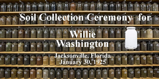 Soil Collection Ceremony - Lynching in Duval County