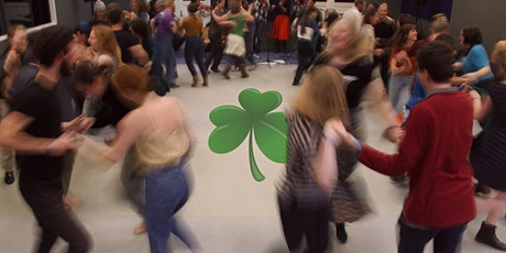 Vicfolk St Patrick's Weekend Ceilidh tickets