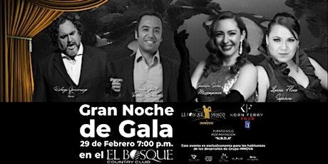 Gran Noche de Gala en el Bosque Mexico Championship entradas