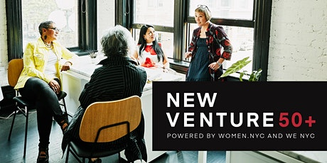 NewVenture 50+ Application tickets