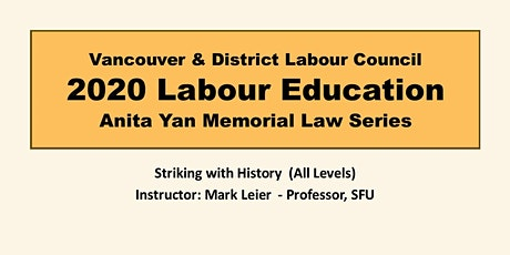 Striking with History (All Levels) tickets