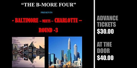 The Throw Down: Baltimore Meets Charlotte tickets