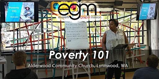 EGM Poverty 101 @ Alderwood Community Church
