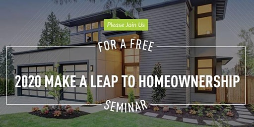 2020 Make A Leap To Homeownership