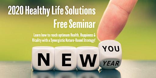 2020 Healthy Life Solutions Seminar at Dot's in Wahiawa