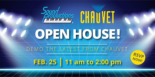 SoundPro Open House: Chauvet Lighting