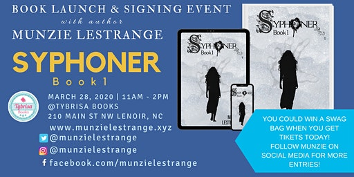 The Syphoner Official Book Launch