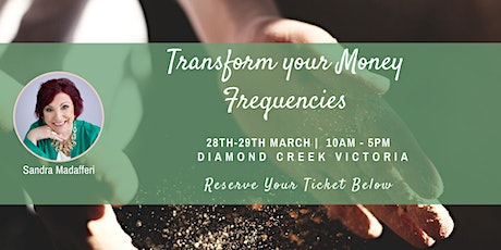 Transform your Money Frequencies tickets