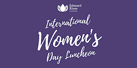International Women's Day Luncheon with Moira Kelly AO tickets